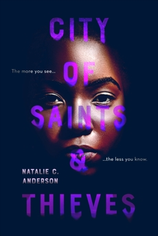 City of Saints & Thieves, Anderson, Natalie C.