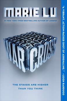 Warcross, Lu, Marie