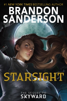 Starsight, Sanderson, Brandon