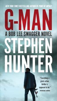 G-Man, Hunter, Stephen