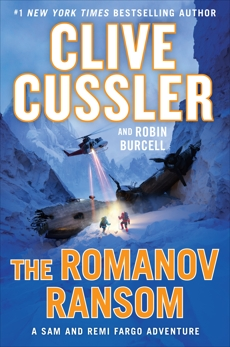 The Romanov Ransom, Burcell, Robin & Cussler, Clive