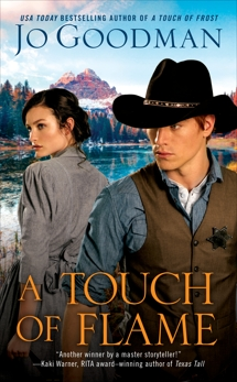 A Touch of Flame, Goodman, Jo