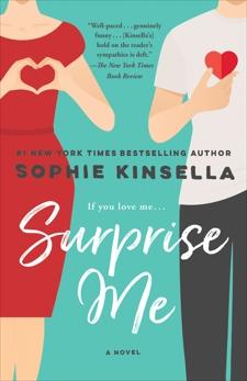 Surprise Me: A Novel, Kinsella, Sophie