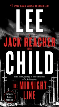 The Midnight Line: A Jack Reacher Novel, Child, Lee