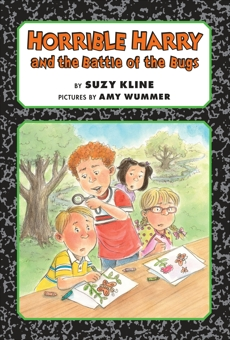 Horrible Harry and the Battle of the Bugs, Kline, Suzy