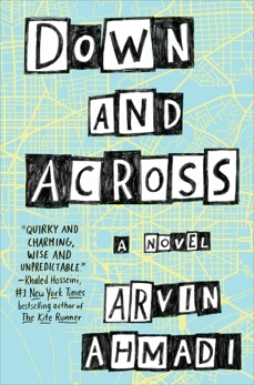 Down and Across, Ahmadi, Arvin