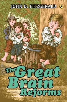 The Great Brain Reforms, Fitzgerald, John D.