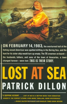 Lost at Sea, Dillon, Patrick