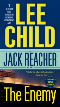 The Enemy: A Jack Reacher Novel, Child, Lee