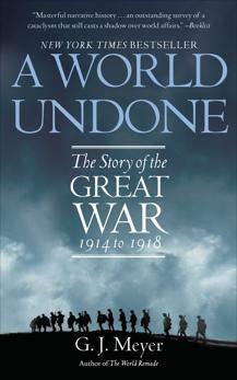 A World Undone, Meyer, G. J.