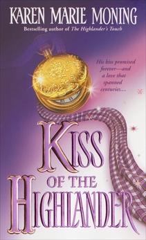 Kiss of the Highlander, Moning, Karen Marie