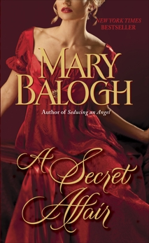 A Secret Affair, Balogh, Mary