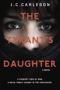 The Tyrant's Daughter, Carleson, J.C.