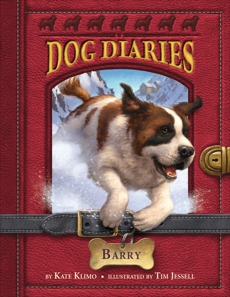 Dog Diaries #3: Barry, Klimo, Kate