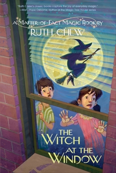 A Matter-of-Fact Magic Book: The Witch at the Window, Chew, Ruth