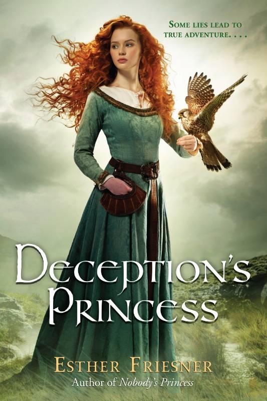 Deception's Princess, Friesner, Esther