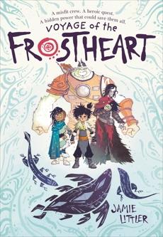 Voyage of the Frostheart, Littler, Jamie