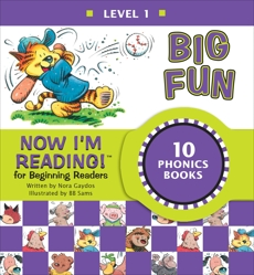 Now I'm Reading! Level 1: Big Fun, Gaydos, Nora