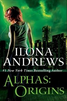 Alphas: Origins, Andrews, Ilona