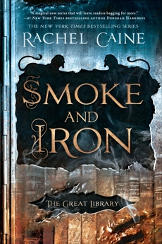 Smoke and Iron, Caine, Rachel