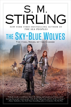 The Sky-Blue Wolves, Stirling, S.M.