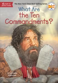 What Are the Ten Commandments?, McDonough, Yona Zeldis