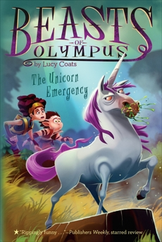 The Unicorn Emergency #8, Coats, Lucy