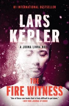 The Fire Witness: A novel, Kepler, Lars
