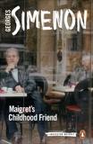 Maigret's Childhood Friend, Simenon, Georges