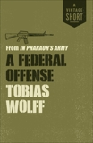 A Federal Offense: from In Pharaoh's Army, Wolff, Tobias
