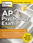 Cracking the AP Psychology Exam, 2020 Edition: Practice Tests & Prep for the NEW 2020 Exam, The Princeton Review
