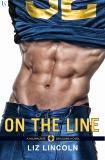 On the Line: A Milwaukee Dragons Novel, Lincoln, Liz