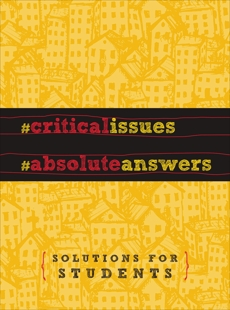 Critical Issues. Absolute Answers., Nelson, Thomas