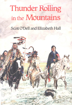 Thunder Rolling in the Mountains, O'Dell, Scott