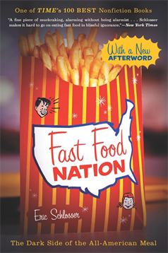 Fast Food Nation, Schlosser, Eric