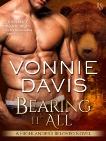 Bearing It All: A Highlander's Beloved Novel, Davis, Vonnie