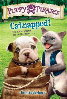 Puppy Pirates #3: Catnapped!, Soderberg, Erin