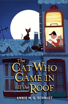 The Cat Who Came In off the Roof, Schmidt, Annie M. G.