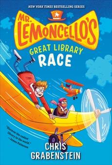 Mr. Lemoncello's Great Library Race, Grabenstein, Chris