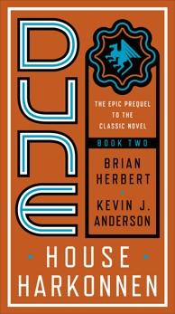 Dune: House Harkonnen, Anderson, Kevin J. & Herbert, Brian