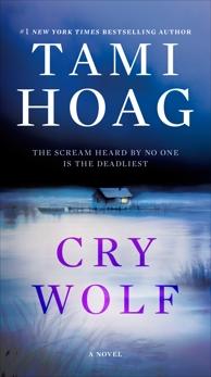 Cry Wolf: A Novel, Hoag, Tami