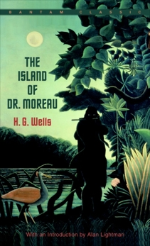 The Island of Dr. Moreau, Wells, H. G.