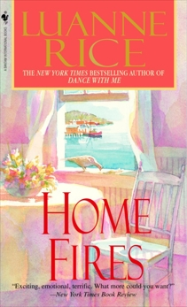 Home Fires: A Novel, Rice, Luanne