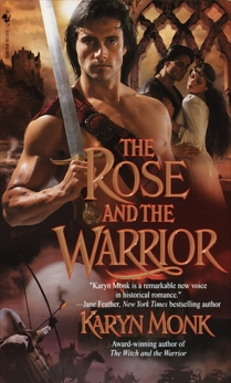 The Rose and the Warrior, Monk, Karyn