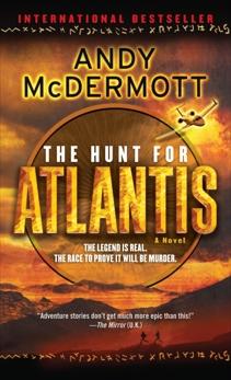 The Hunt for Atlantis: A Novel, McDermott, Andy