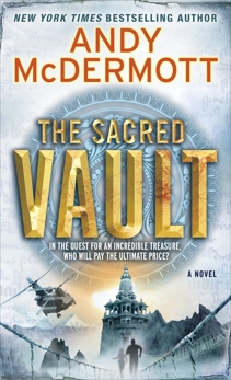 The Sacred Vault: A Novel, McDermott, Andy