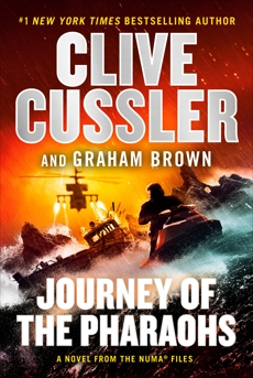 Journey of the Pharaohs, Brown, Graham & Cussler, Clive