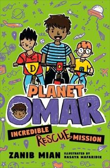 Planet Omar: Incredible Rescue Mission, Mian, Zanib