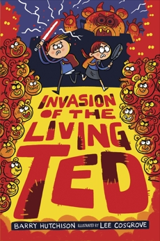 Invasion of the Living Ted, Hutchison, Barry