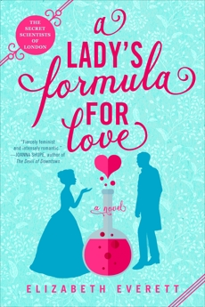 A Lady's Formula for Love, Everett, Elizabeth